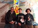 3. Kaltern Trophy Open C - 1.Manuel Perathoner, 5. Christine Perathoner, 8.Ernst Demetz